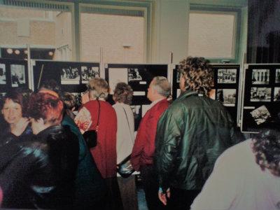Eerste expositie geschiedenis 400x300
